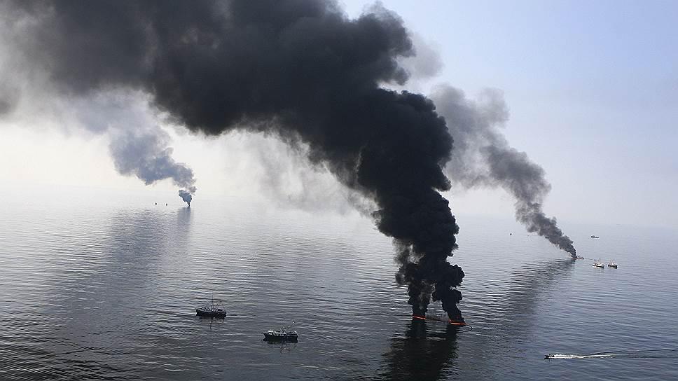 Какую компенсацию BP заплатила за разлив нефти в Мексиканском заливе