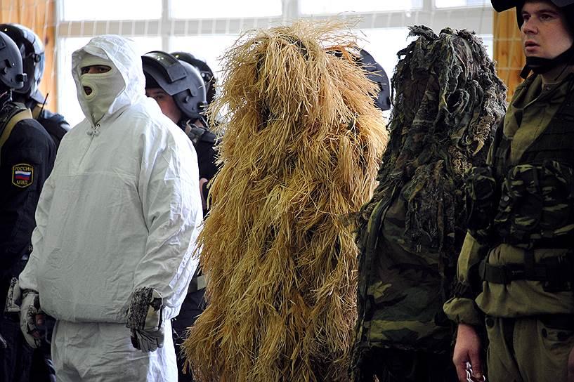Бойцы отряда ОМОН «Зубр» стали национальными гвардейцами, но остались в оперативном подчинении МВД