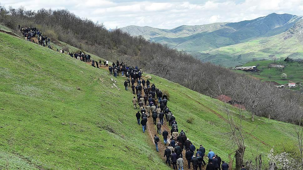 Как в Нагорном Карабахе наступило затишье