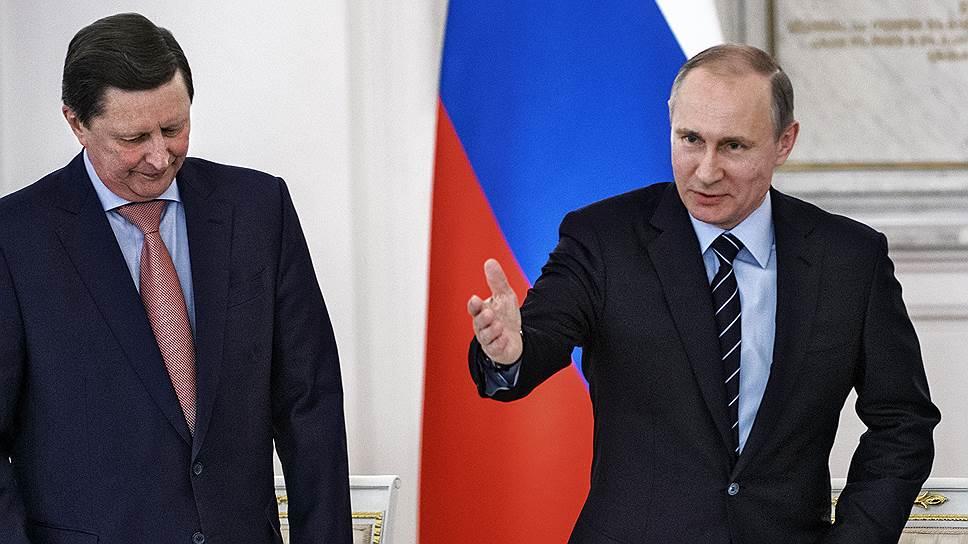 Как Владимир Путин призвал воспитывать молодежь еще патриотичнее и продолжать борьбу с фальсификациями истории