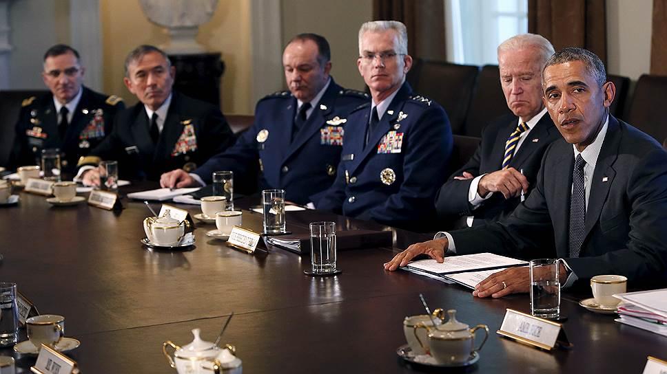 Барак Обама заявил о необходимости военных инвестиций ради противостояния России