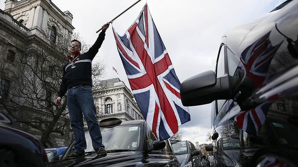 Британия может выйти из ЕС с вероятностью 35–40%