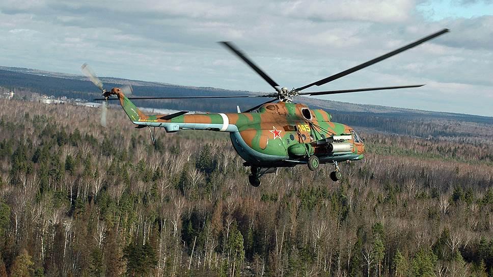 Также на вооружении 29 самолетов (9 Ил-76, 2 Ан-12, 12 Ан-26, 6 Ан-72) и 70 вертолетов (10 Ми-26, 60 Ми-8)