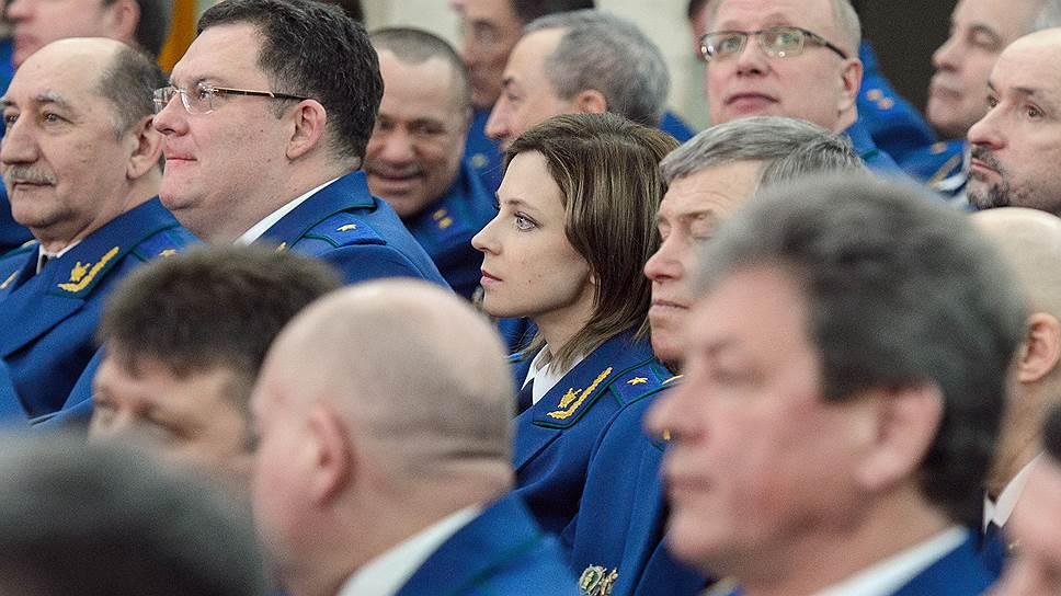 Наталья Поклонская не собирается в Госдуму