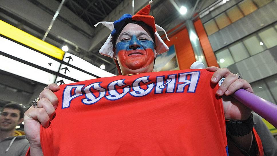 Хоккейную сборную России заменили на допинговом фоне