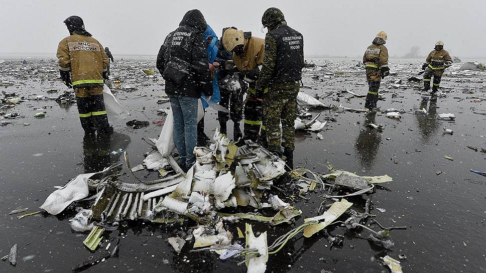 Boeing разбили в ручном режиме