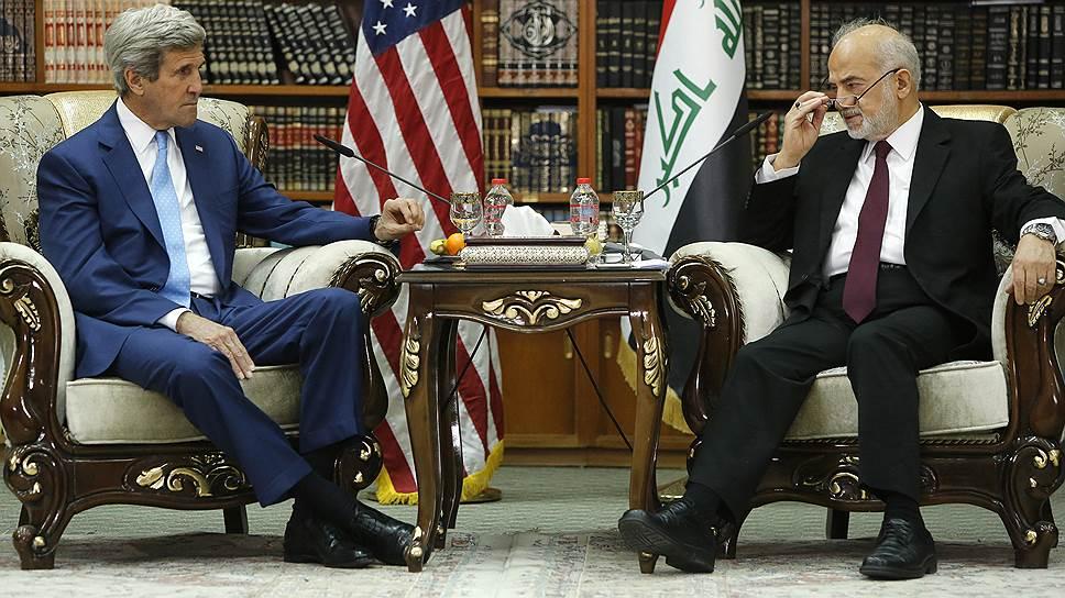 Джон Керри расставил Багдаду приоритеты