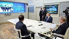 Владимир Путин получил сигналы свыше