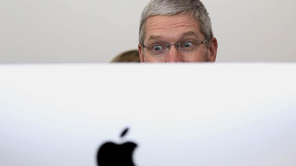 Как Apple обошла Asus на падающем рынке