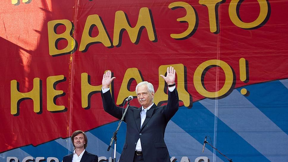Экс-спикер Госдумы, представитель России в контактной группе по Украине Борис Грызлов