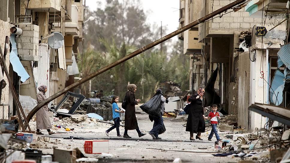 "США прорабатывают «план""Б""» по Сирии"