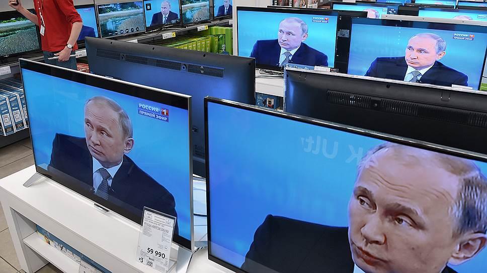 Как Владимир Путин общался с народом
