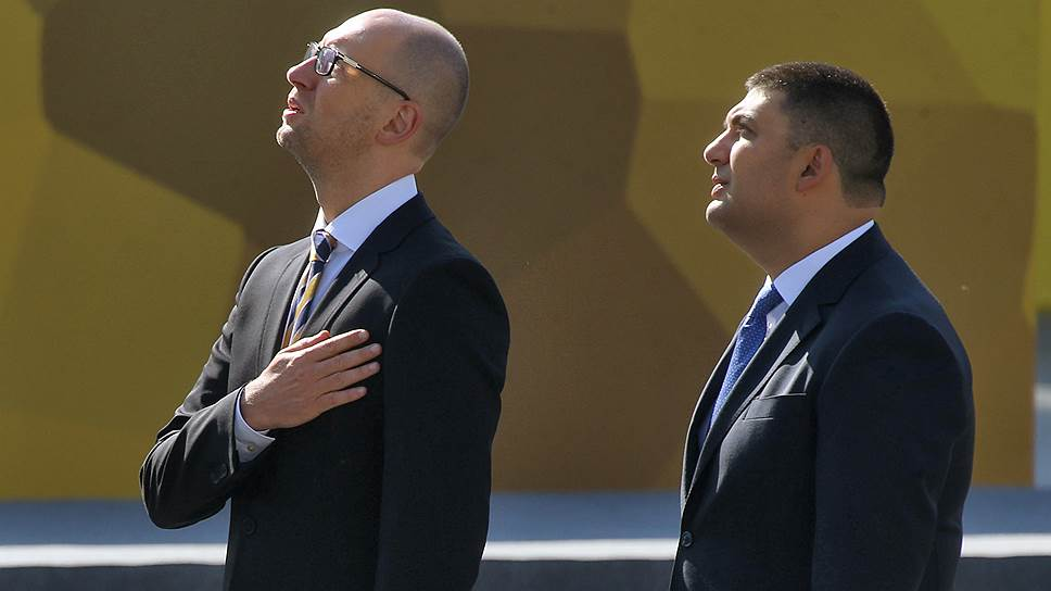 Киев согласовал список кандидатов в Кабинет министров
