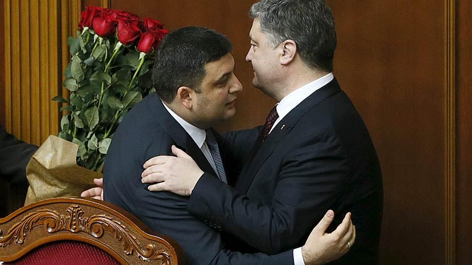 Как Украина сменила главу правительства и приоритеты