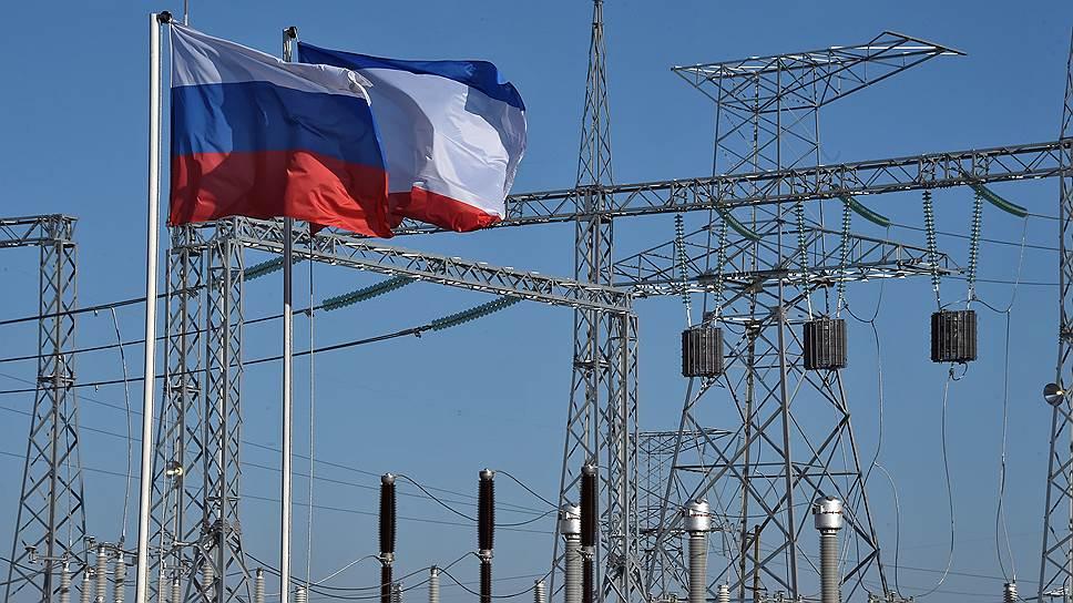 Крыму дают еще 200МВт