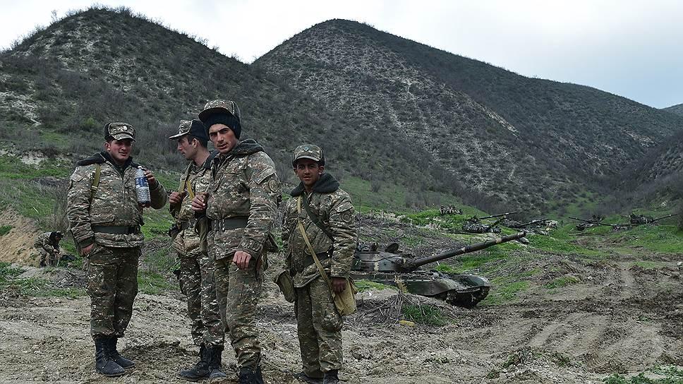 Баку не исключает военного решения вопроса Нагорного Карабаха