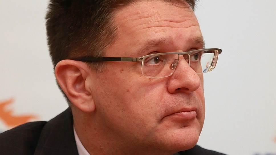 Бывший заместитель председателя правления «Роснано» Андрей Малышев