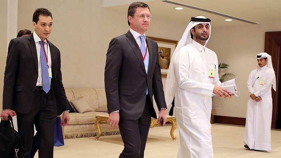 Как шли переговоры в Дохе