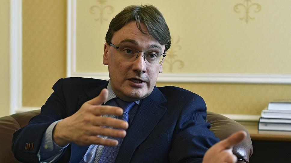 Руководитель консульского департамента Министерства иностранных дел (МИД) России Евгений Иванов