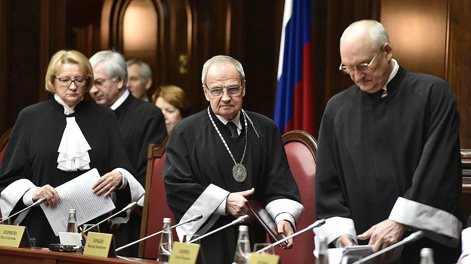 Как Конституционный суд впервые разрешил не исполнять решение ЕСПЧ