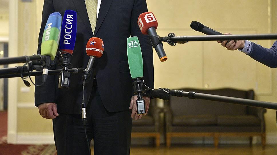 Как в 2016 году Россию повысили в рейтинге свободы прессы