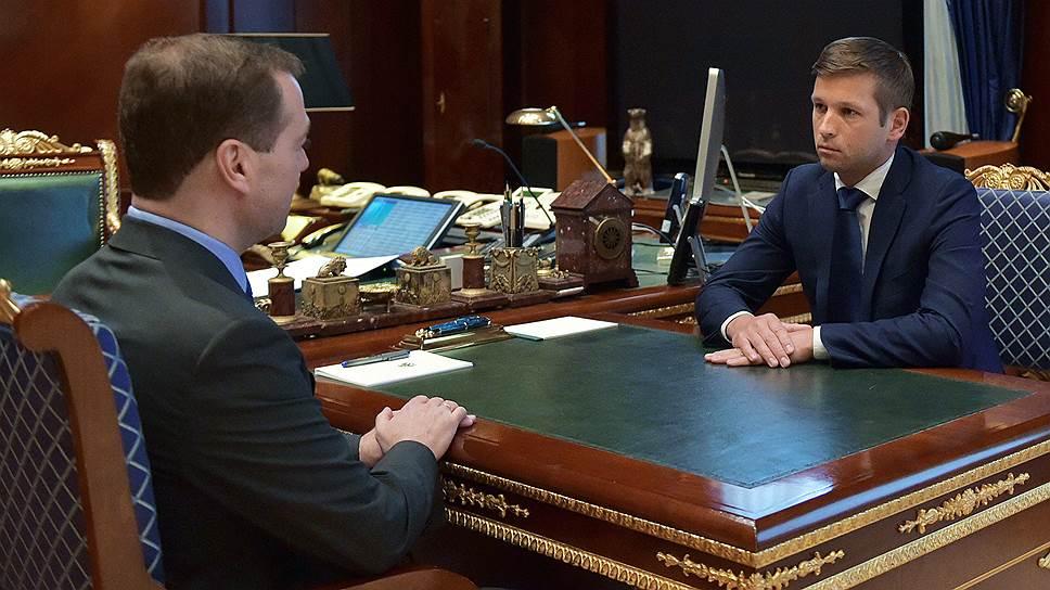 Как Дмитрий Пристансков стал главой Росимущества в 2016 году