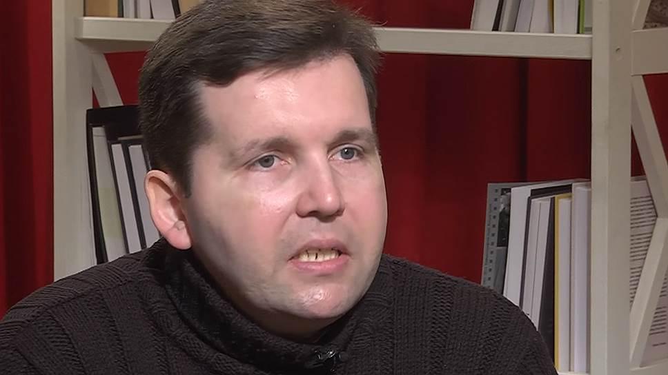 Политолог Андрей Дорошенко