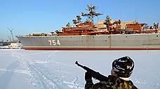 Сторожевой корабль «Дружный» покинул Москву