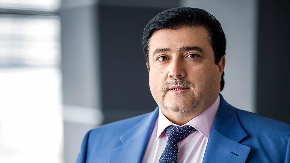 Первый вице-президент и исполнительный директор СП Ford Sollers Адиль Ширинов