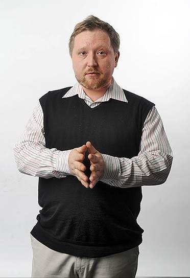 Заместитель шеф-редактора ИД «Коммерсантъ» Дмитрий Бутрин
