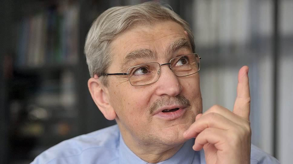 Директор Института проблем безопасного развития атомной энергетики РАН, член-корреспондент РАН Леонид Большов