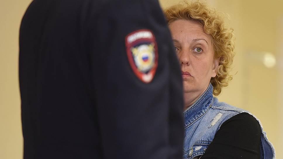 Бывший председатель правления банка «Фининвест» Наталия Громова
