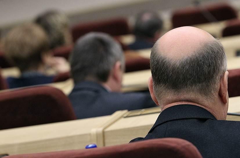Коммерсант фото депутатов