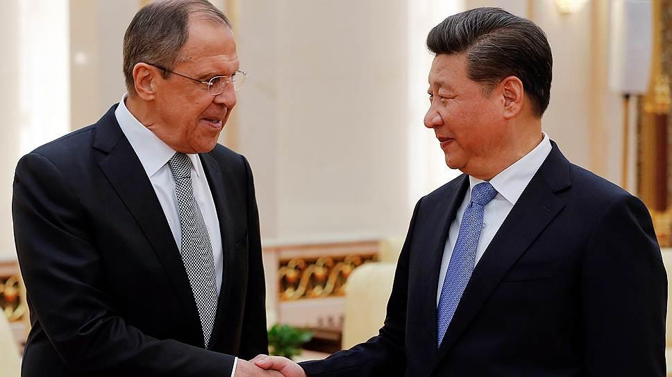 Как прошли переговоры Сергея Лаврова в Китае
