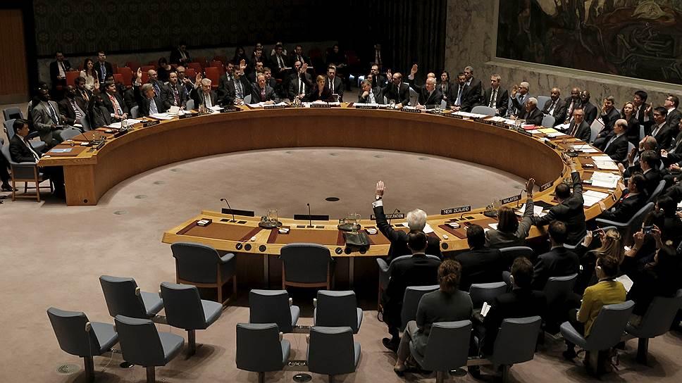 Почему Совбез ООН отверг резолюцию России по Украине