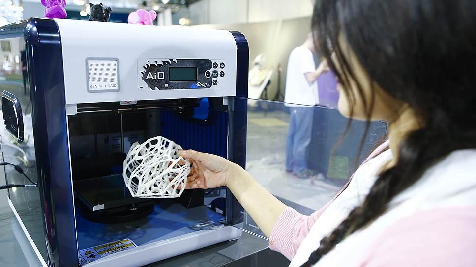 Как крупные производители заметили 3D-принтеры