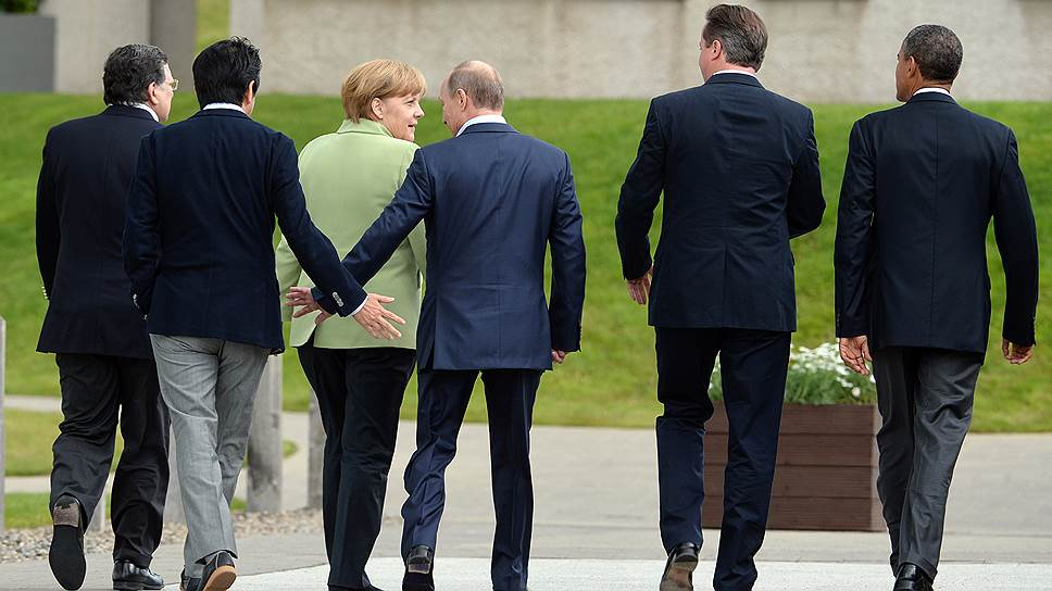 «Формат G8 мертв»