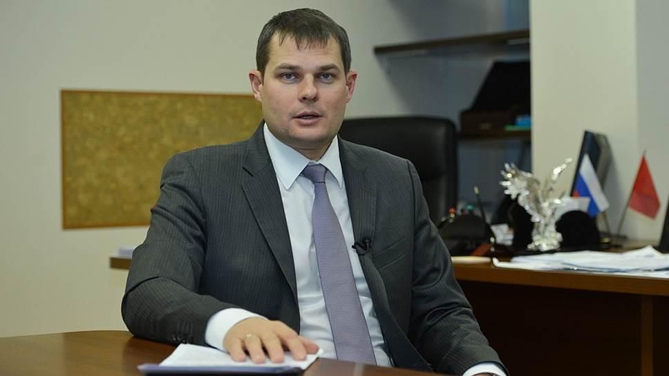 Бывший вице-губернатор Приморского края Олег Ежов