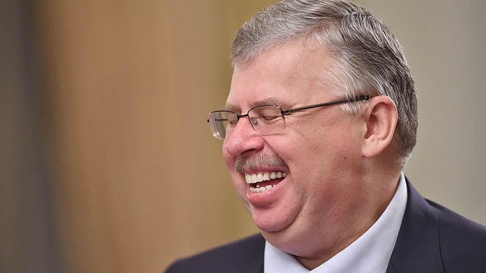 Руководитель Федеральной таможенной службы России Андрей Бельянинов