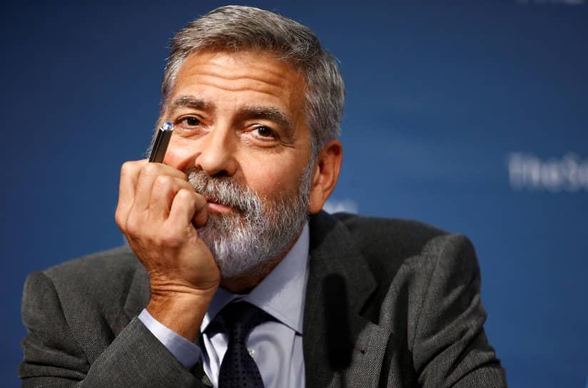 В 2018 году Джордж Клуни возглавил рейтинг самых высокооплачиваемых актеров года по версии журнала Forbes, заработав $239 млн. В последующие годы актер не попадал в топ-10