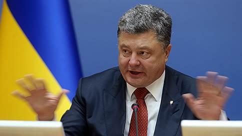 Петр Порошенко вышел на панамский след  / Украинский парламент намерен расследовать причастность президента к офшорам