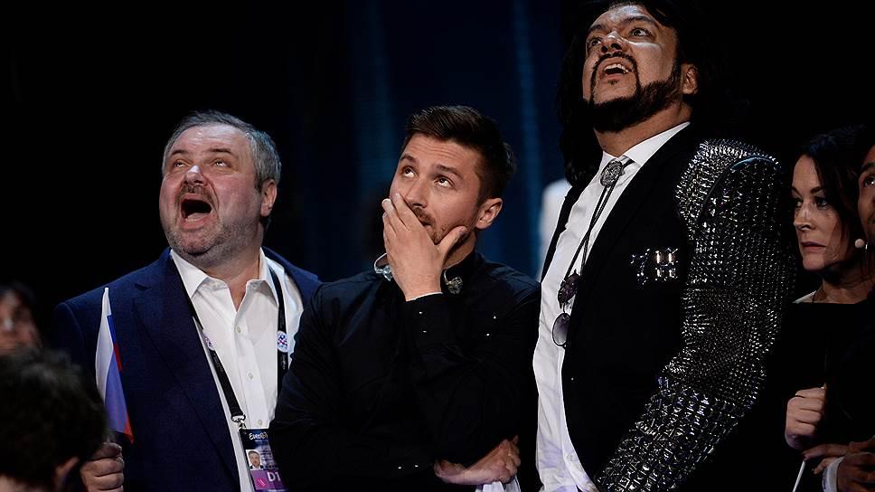 Как Сергея Шнурова предложили отправить на следующее «Евровидение»