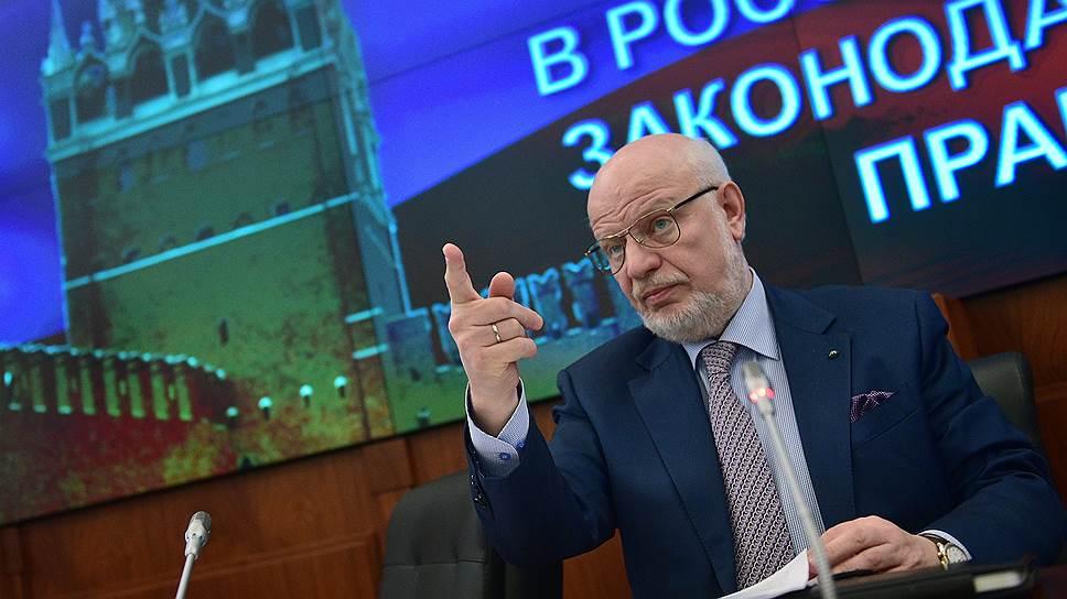 Какие противоречия у правозащитников нашли кремлевские юристы