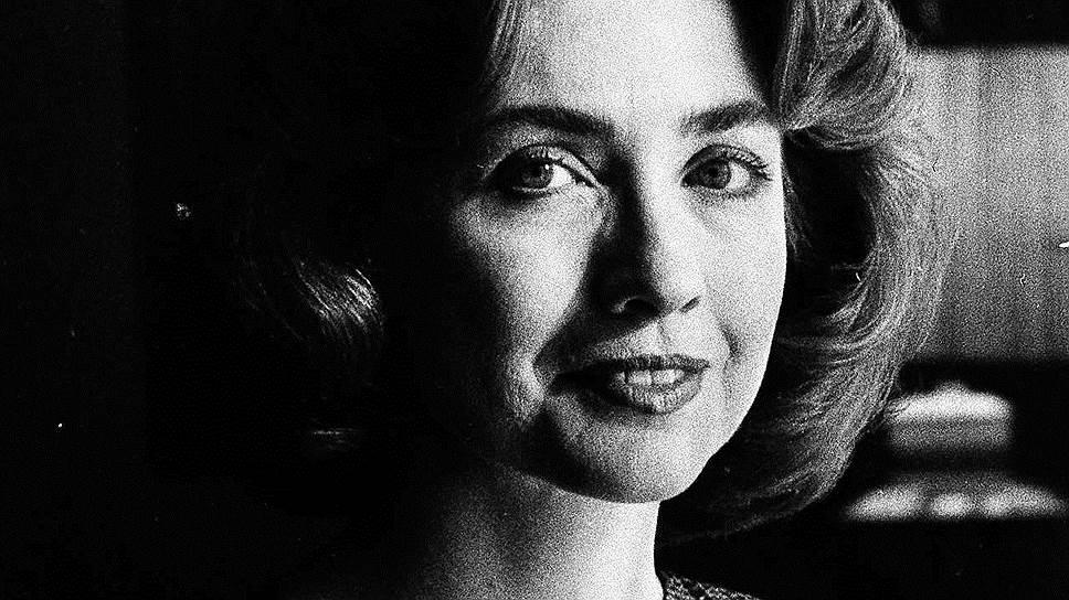 Как развивалась политическая карьера Хиллари Клинтон — в фотогалерее «Ъ»