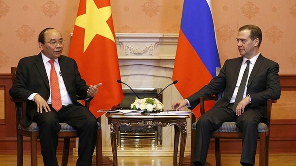Как двусторонняя торговля Москвы и Ханоя набирала обороты