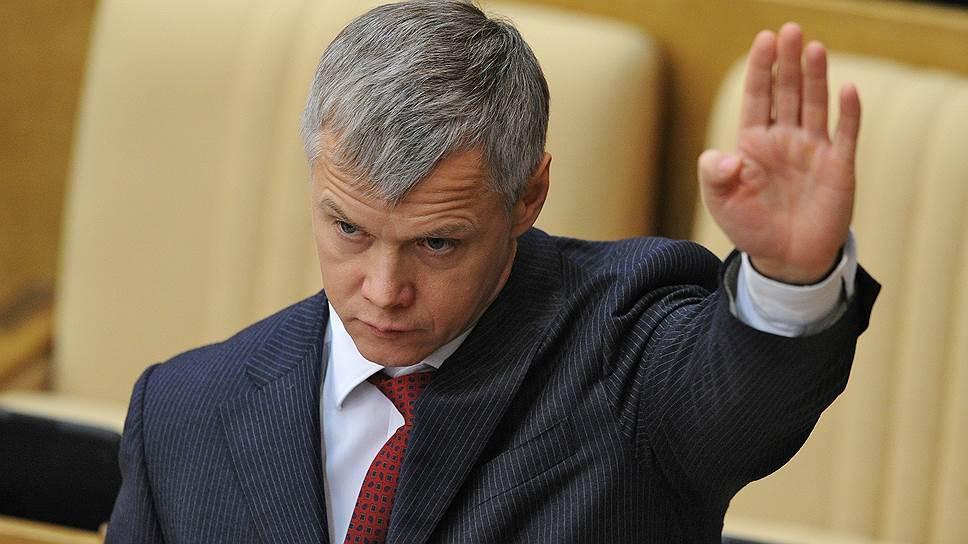 Почему Валерий Гартунг привлек прокуратуру к праймериз «Единой России»