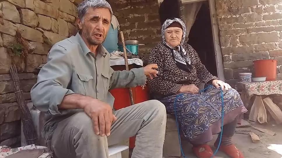 Житель села Кенхи Рамазан Джалалдинов