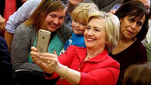 Хиллари Клинтон и Берни Сандерс обменялись победами  / В Кентукки и Орегоне завершились праймериз
