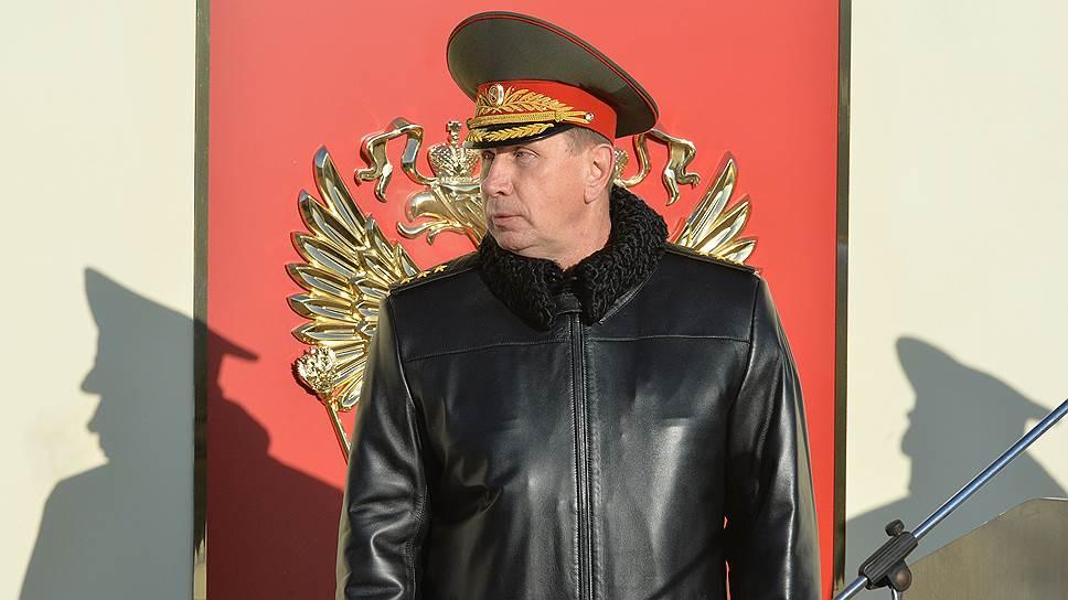 Виктору Золотову направлено представление по делу Бориса Немцова