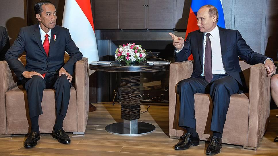 Как Джоко Видодо пытался умаслить Владимира Путина